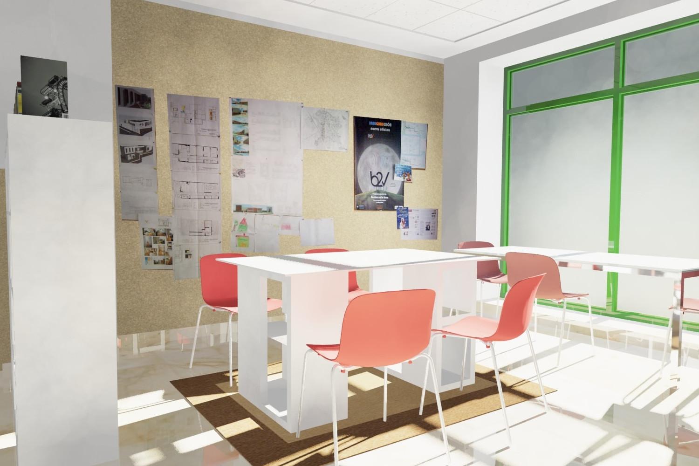 Arquitecto dos hermanas sevilla los palacios alcal utrera for Oficina virtual sevilla